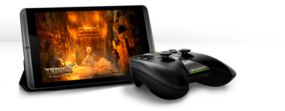 Shield Tablet Game Controller