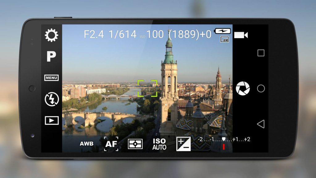 Camera FV-5 Nexus 5